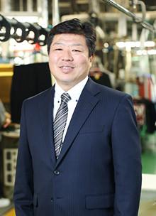 有限会社博文舎 代表取締役社長 中島 康雅